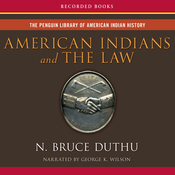 American Indians and the Law (Unabridged) audiobook download