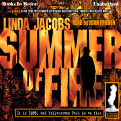 Summer of Fire: Yellowstone Series (Unabridged) audiobook download