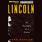 Lincoln: The Biography of a Writer (Unabridged) audiobook download