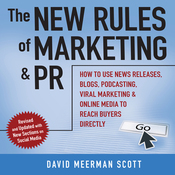 The New Rules of Marketing & PR 2.0 (Unabridged) audiobook download