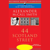 44 Scotland Street (Unabridged) audiobook download