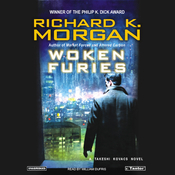 Woken Furies (Unabridged) audiobook download