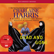Dead and Gone: Sookie Stackhouse Southern Vampire Mystery #9 (Unabridged) audiobook download