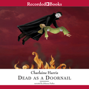 Dead as a Doornail: Sookie Stackhouse Southern Vampire Mystery # 5 (Unabridged) audiobook download