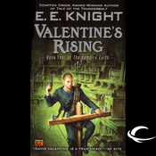 Valentine's Rising: The Vampire Earth, Book 4 (Unabridged) audiobook download