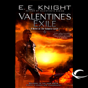 Valentine's Exile: The Vampire Earth, Book 5 (Unabridged) audiobook download
