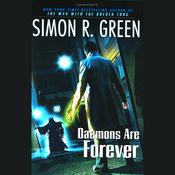 Daemons Are Forever: Secret Histories, Book 2 (Unabridged) audiobook download