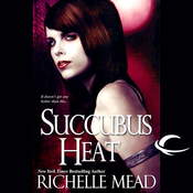 Succubus Heat: Georgina Kincaid, Book 4 (Unabridged) audiobook download