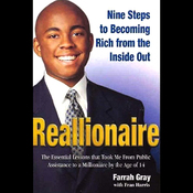 Reallionaire: Nine Steps to Becoming Rich from the Inside Out (Unabridged) audiobook download