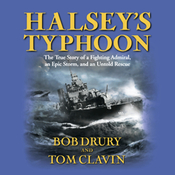 Halsey's Typhoon (Unabridged) audiobook download