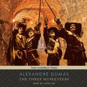 The Three Musketeers (Unabridged) audiobook download