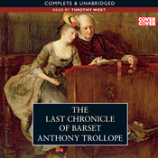 The Last Chronicle of Barset (Unabridged) audiobook download
