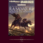 Road of the Patriarch: Forgotten Realms: The Sellswords, Book 3 (Unabridged) audiobook download