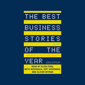 The Best Business Stories of the Year, 2002 Edition (Unabridged) audiobook download