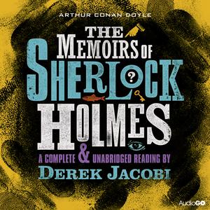 The-memoirs-of-sherlock-holmes-dramatised-audiobook