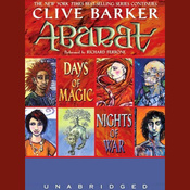 Abarat: Days of Magic, Nights of War (Unabridged) audiobook download