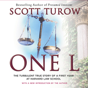 One L: The Turbulent True Story of a First Year at Harvard Law School (Unabridged) audiobook download