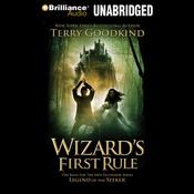 Wizard's First Rule: Sword of Truth, Book 1 (Unabridged) audiobook download