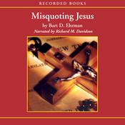 Misquoting Jesus (Unabridged) audiobook download