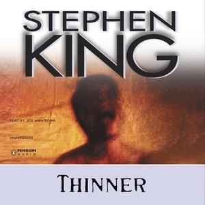 Thinner-unabridged-audiobook