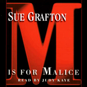 M is for Malice: A Kinsey Millhone Mystery (Unabridged) audiobook download