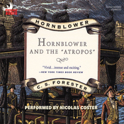 Hornblower and the Atropos (Unabridged) audiobook download