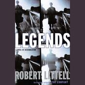 Legends: A Novel of Dissimulation (Unabridged) audiobook download