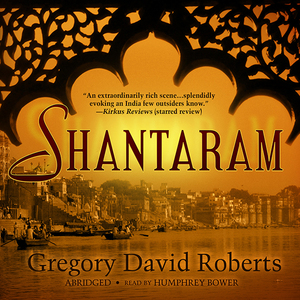 Shantaram-audiobook