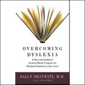 Overcoming Dyslexia (Unabridged) audiobook download