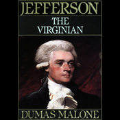 Thomas Jefferson and His Time, Volume 1:  The Virginian (Unabridged) audiobook download