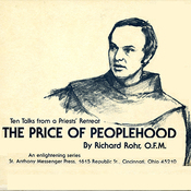 The Price of Peoplehood: Ten Talks from a Priests' Retreat audiobook download