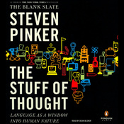 The Stuff of Thought: Language as a Window into Human Nature audiobook download