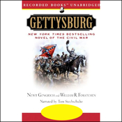 Gettysburg: A Novel of the Civil War (Unabridged) audiobook download