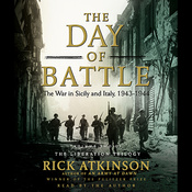 The Day of Battle: The War in Sicily and Italy, 1943-1944 audiobook download