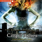 City of Ashes: The Mortal Instruments, Book Two (Unabridged) audiobook download