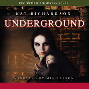 Underground: Greywalker, Book 3 (Unabridged) audiobook download