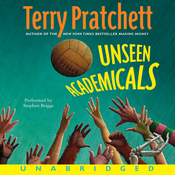 Unseen Academicals: Discworld #32 (Unabridged) audiobook download