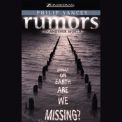 Rumors of Another World: What on Earth Are We Missing? (Unabridged) audiobook download