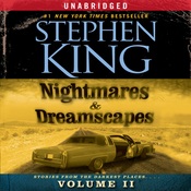 Nightmares & Dreamscapes, Volume II (Unabridged) audiobook download