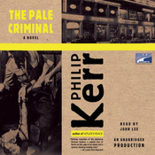 The Pale Criminal: Berlin Noir (Unabridged) audiobook download