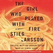 The Girl Who Played with Fire (Unabridged) audiobook download