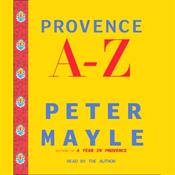 Provence A-Z (Unabridged) audiobook download