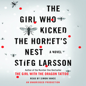 The Girl Who Kicked the Hornet's Nest (Unabridged) audiobook download