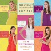 The Clique Summer Collection (Unabridged) audiobook download