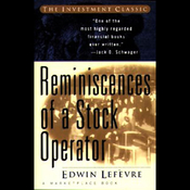 Reminiscences of a Stock Operator (Unabridged) audiobook download