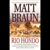 Rio Hondo (Unabridged) audiobook download