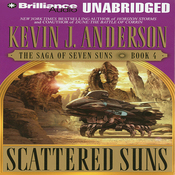 Scattered Suns: The Saga of Seven Suns, Book 4 (Unabridged) audiobook download
