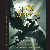 The Last Olympian: Percy Jackson and the Olympians, Book 5 (Unabridged) audiobook download