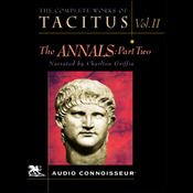 The Complete Works of Tacitus: Volume 2: The Annals, Part 2 (Unabridged) audiobook download