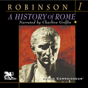 A History of Rome, Volume 1 (Unabridged) audiobook download